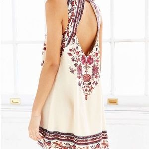 Urban Outfitters Open-Back Dress